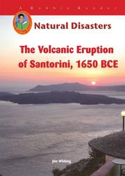 Cover of: The Volcanic Eruption on Santorini, 1650 BCE
