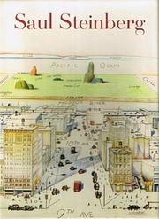 Cover of: Saul Steinberg. Box of 25 Postcards