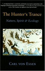 Cover of: Hunter's Trance