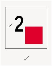 Cover of: El Lissitzky