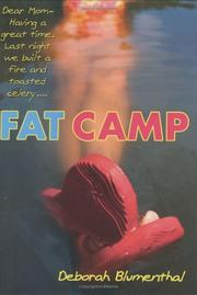 Cover of: Fat Camp