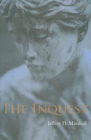 Cover of: The Inquest (Hardscrabble Books) | Jeffrey Marshall