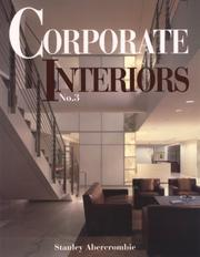 Cover of: Corporate Interiors No.3 | Stanley Abercrombie