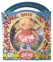Cover of: Fairy Collection - Rose the Fairy of Love (Fairy Friends Collection) | Helen Parker