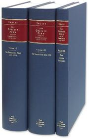 Cover of: The Cravath Firm And Its Predecessors | Robert T. Swaine