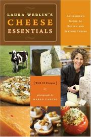Cover of: Laura Werlin's Cheese Essentials