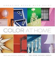 Cover of: Color at Home | Meg Roberts