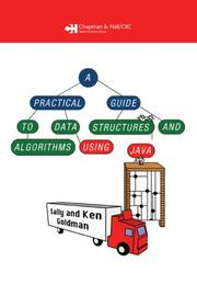 Cover of: A practical guide to data structures and algorithms using java