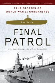 Cover of: Final Patrol