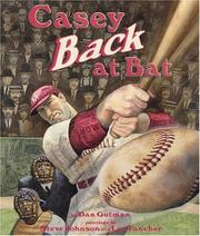 Cover of: Casey Back at Bat
