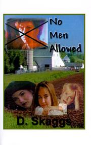 Cover of: No Men Allowed | D. Skaggs