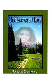 Cover of: Undiscovered Love