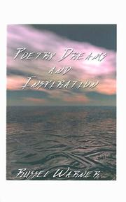 Cover of: Poetry Dreams and Inspiration