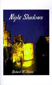Cover of: Night Shadows | Richard Dawes