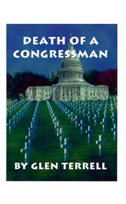 Cover of: Death of a Congressman | Glen Terrell