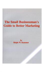 Cover of: The Small Businessman
