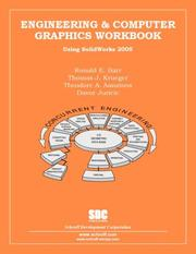 Cover of: Engineering and Computer Graphics Workbook | Ronald E. Barr; et al