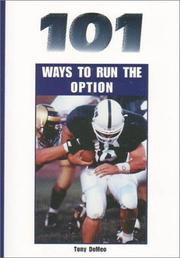 Cover of: 101 Ways to Run the Options | Tony Demeo