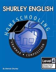 Cover of: Shurley Grammar Level 4 Practice Set With CD |