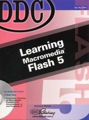 Cover of: DDC Learning Macromedia Flash 5 (DDC Learning Series)
