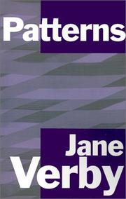 Cover of: Patterns | Jane Verby