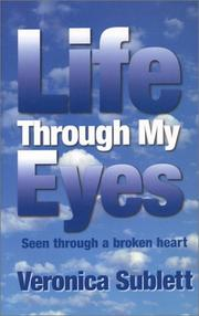 Cover of: Life Through My Eyes | Veronica Sublett