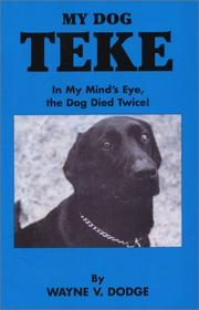 Cover of: My Dog Teke