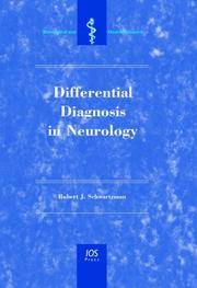 Cover of: Differential Diagnosis in Neurology (Biomedical and Health Research)  (Biomedical and Health Research) | Robert Jay Schwartzman