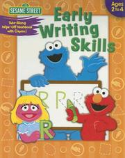 Cover of: Early Writing Skills | Leslie Rotsky