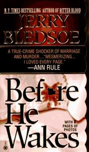 Cover of: Before He Wakes | Jerry Bledsoe