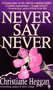 Cover of: Never Say Never