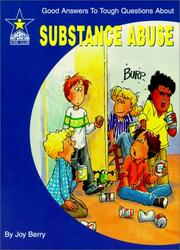 Cover of: Substance Abuse