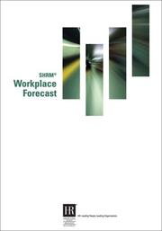 Cover of: SHRM Workplace Forecast
