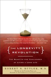 Cover of: The Longevity Revolution