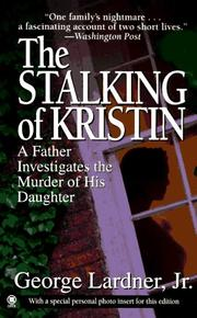 Cover of: The Stalking of Kristin