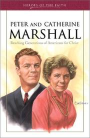 Cover of: Peter and Catherine Marshall (Heroes of the Faith)