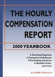 Cover of: Report on Hourly Compensation 2000 Yearbook |