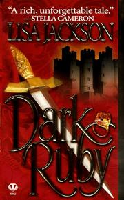 Cover of: Dark Ruby