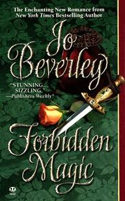 Cover of: Forbidden magic | Jo Beverley