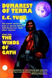 Cover of: The Winds of Gath (Dumarest of Terra #1) | E. C. Tubb