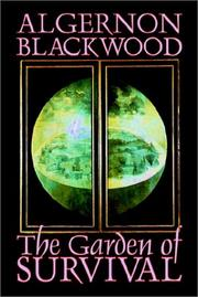 Cover of: The Garden of Survival