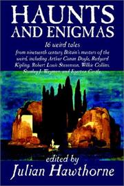 Cover of: Haunts and Enigmas