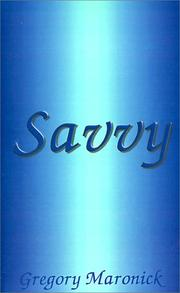 Cover of: Savvy