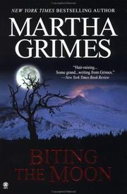 Cover of: Biting the moon