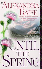 Cover of: Until the spring
