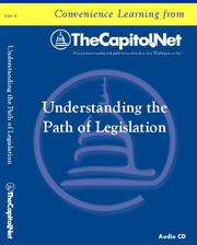 Cover of: Understanding the Path of Legislation | TheCapitol.Net