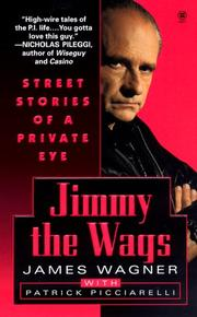 Cover of: Jimmy the Wags | James Wagner