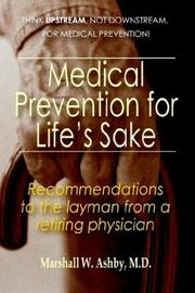 Cover of: Medical Prevention for Life