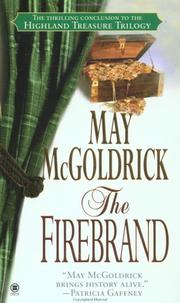 Cover of: The firebrand | May McGoldrick