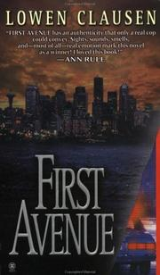 Cover of: First avenue : Lowen Clausen